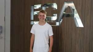 Felix Götze FC Augsburg 06062018