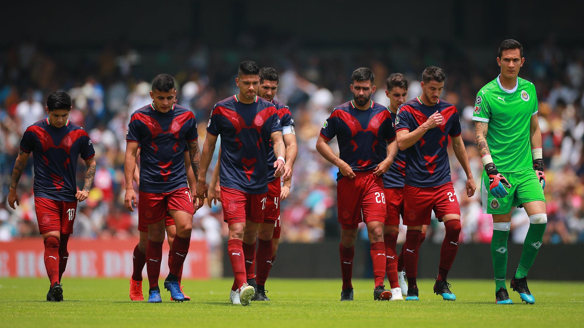 Chivas Clausura 2019 010319
