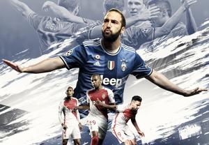 Juventus v Monaco GFX