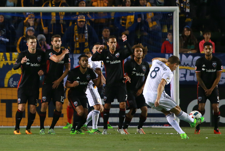 Steven Gerrard MLS