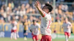 Nicolas Gonzalez Argentinos Juniors