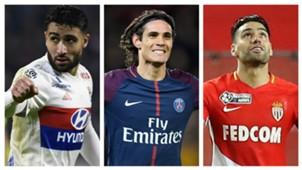 Daftar Topskor Ligue 1 Prancis 2017/18