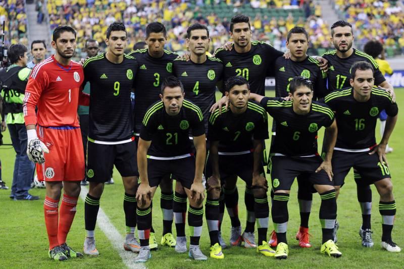 México Copa América 2015