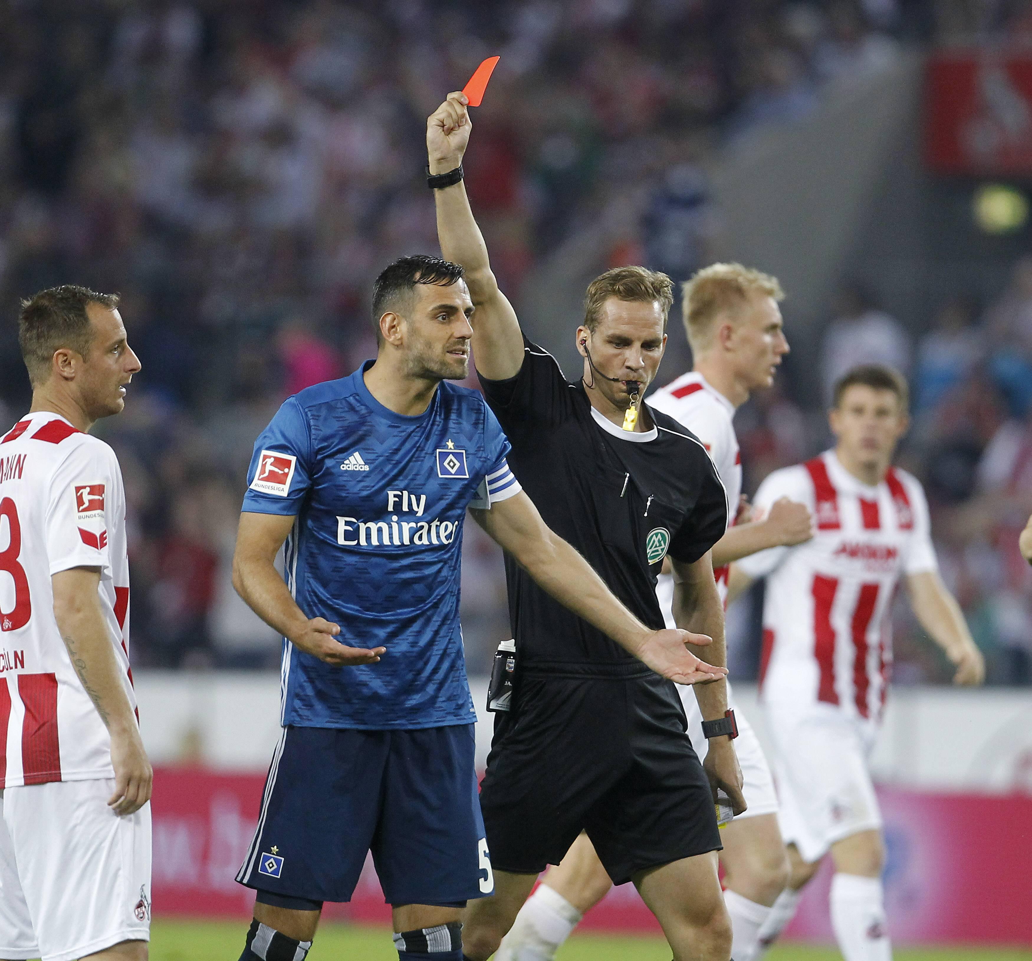 ONLY GERMANY // Sören Storks Hamburger SV 1. FC Köln