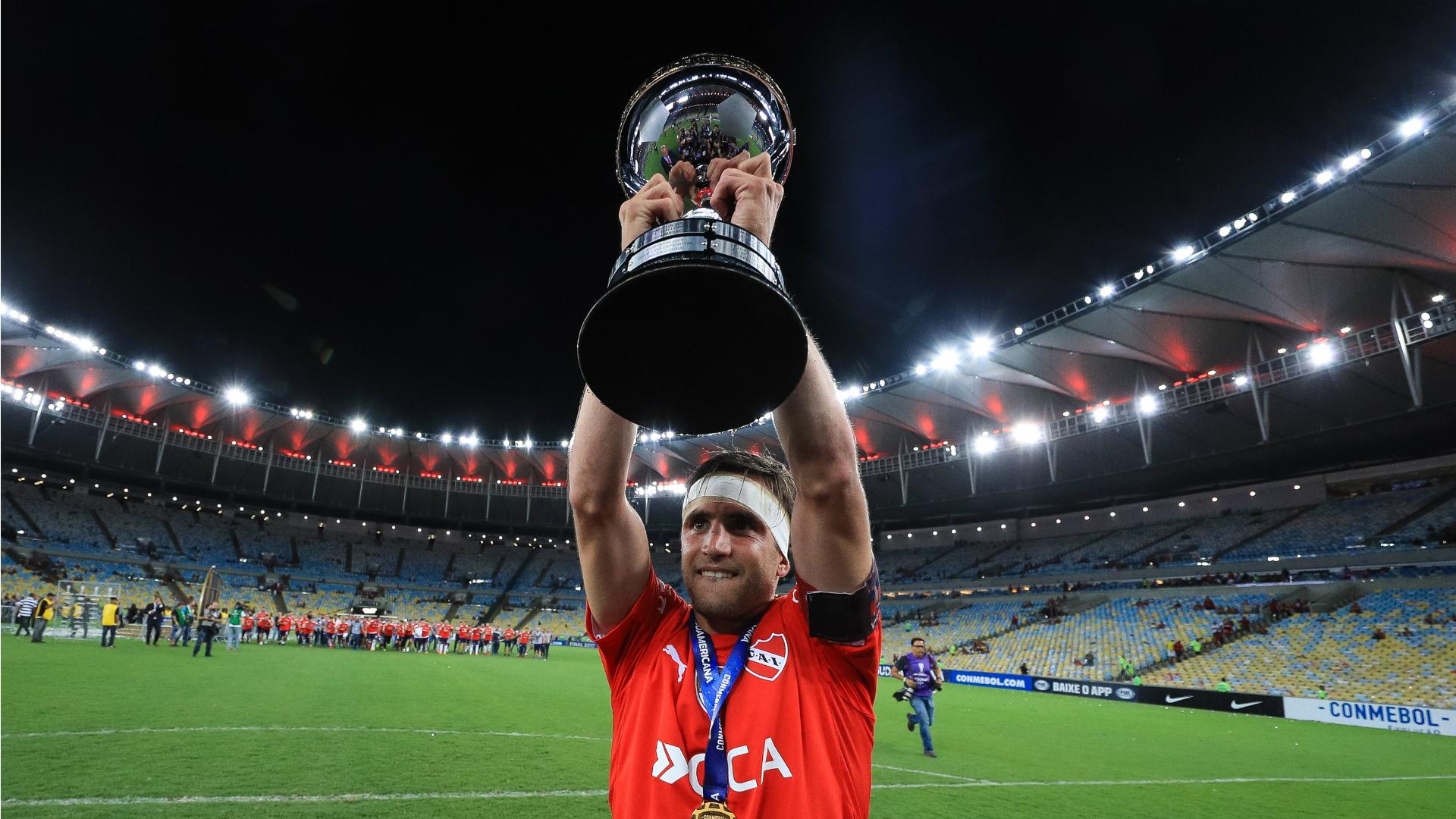 Nicolas Tagliafico, Independiente, 14122017