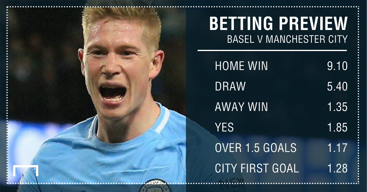 Basel Man City PS
