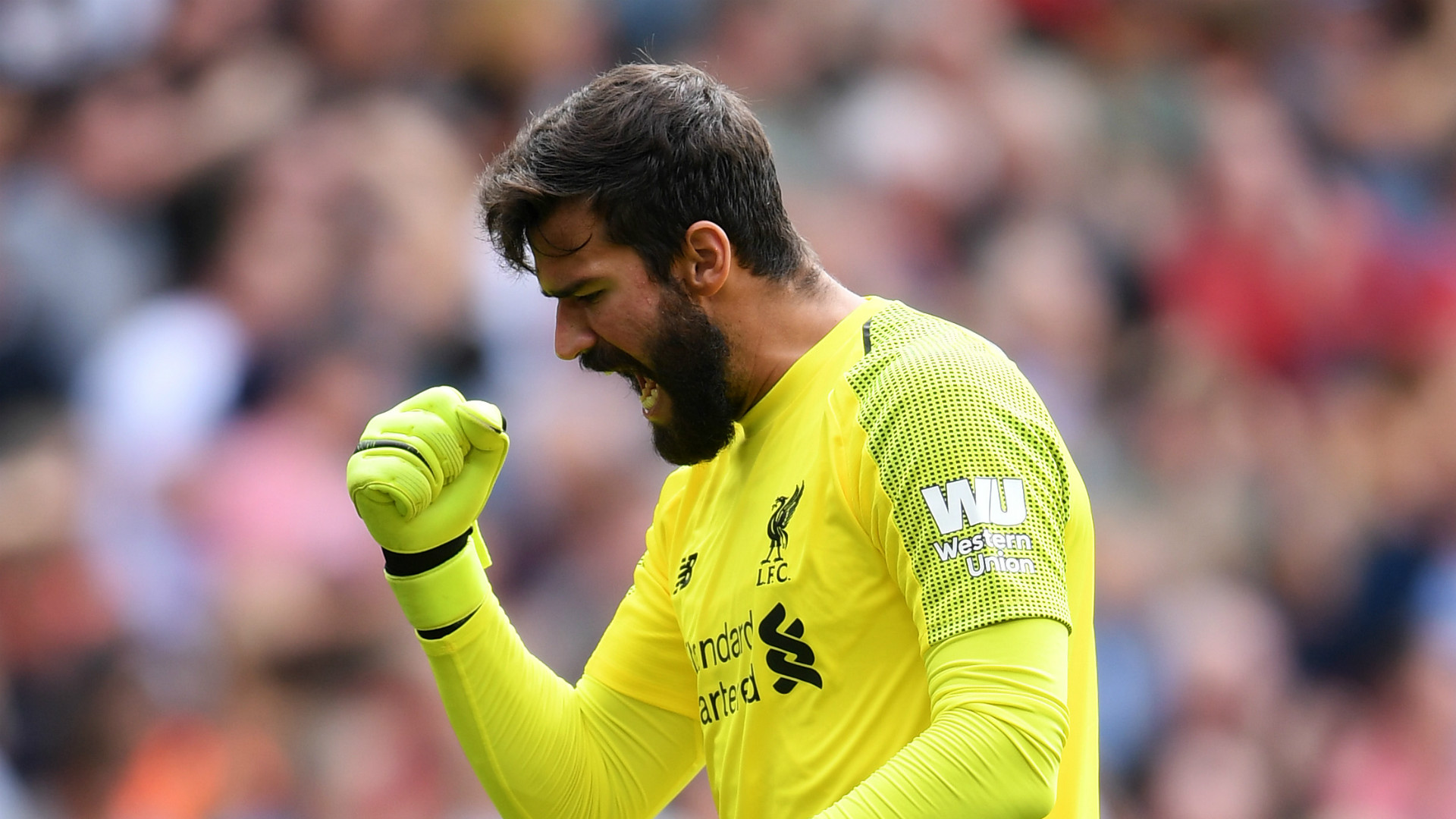 Alisson, Virgil Van Dijk And How Liverpool Are Getting