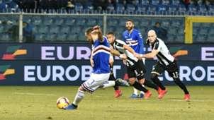 Fabio Quagliarella Sampdoria Serie A