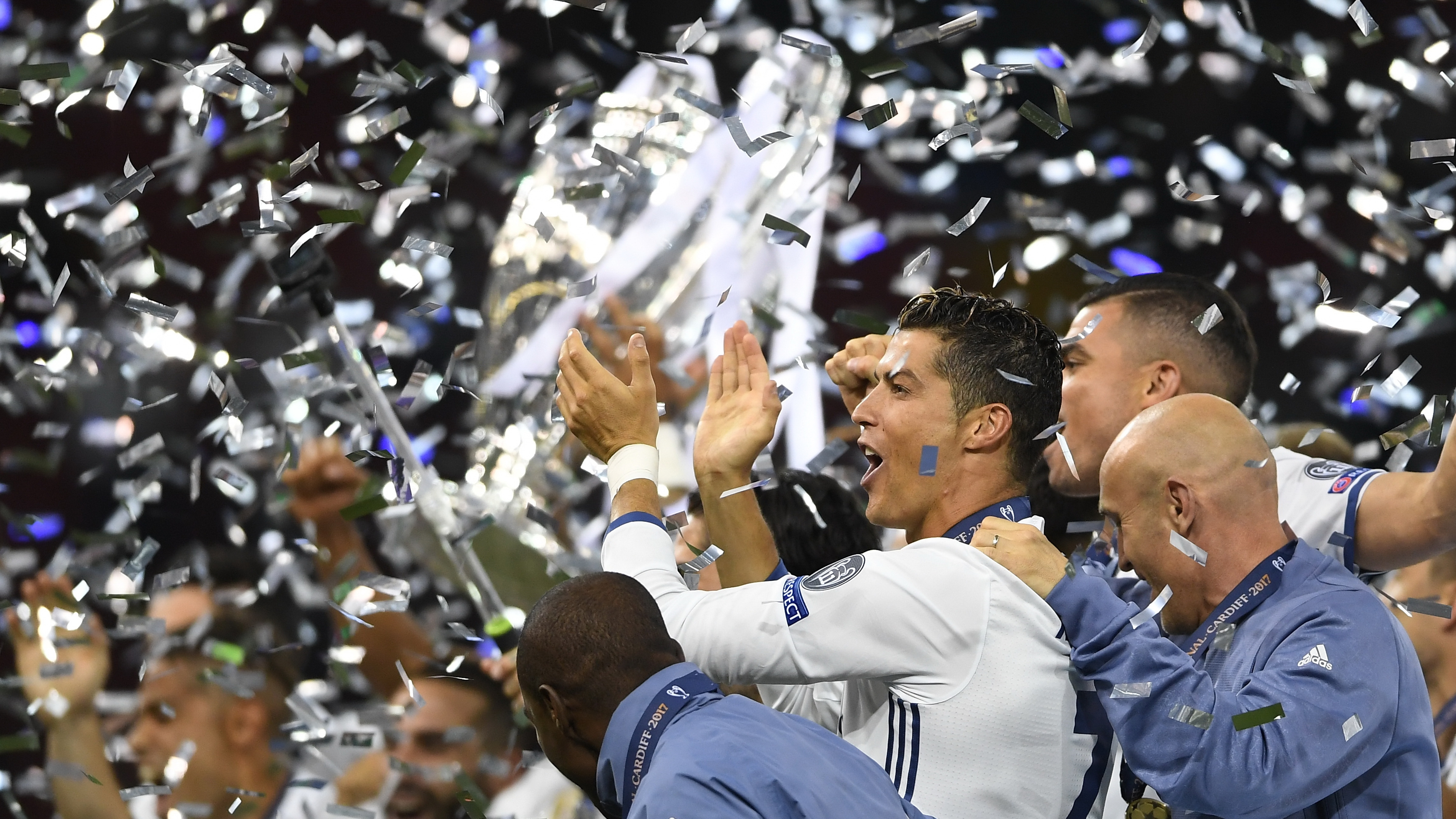 Cristiano Ronaldo, Paolo Maldini, & Pemain Dengan Gelar Liga Champions Terbanyak