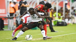 Frank Acheampong of Ghana Afcon 2017