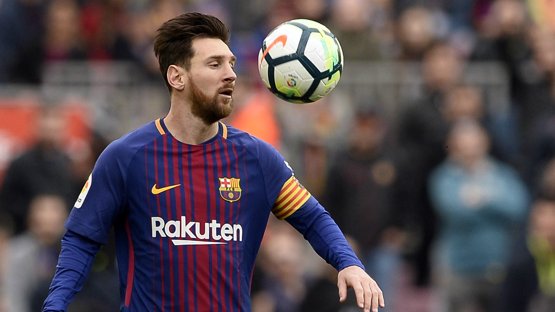 Lionel Messi Barcelona Getafe LaLiga
