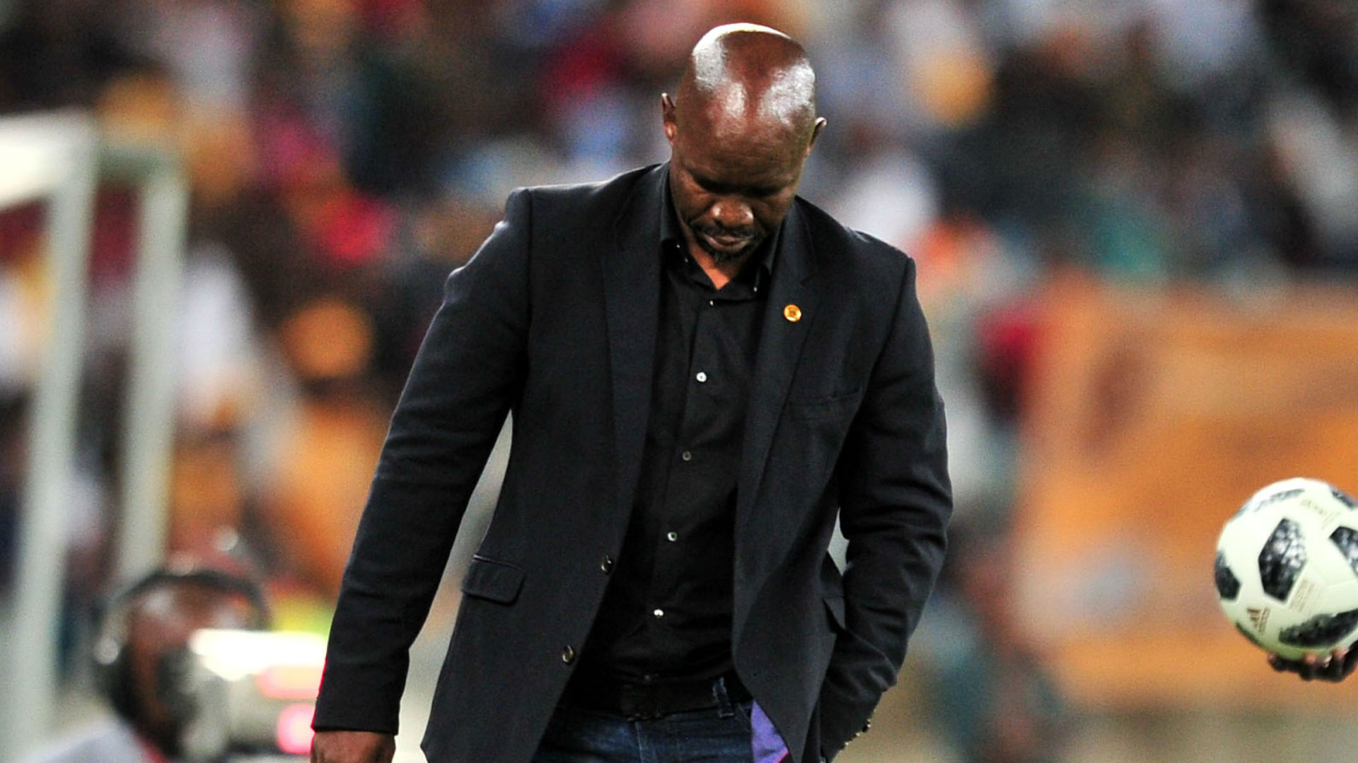 Durban security guard lays charges of assault against Mamelodi Sundowns coach Mosimane