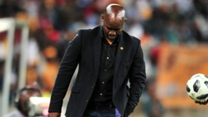 Steve Komphela, Kaizer Chiefs, April 2018