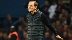 Thomas Tuchel PSG UEFA Champions League 24102018