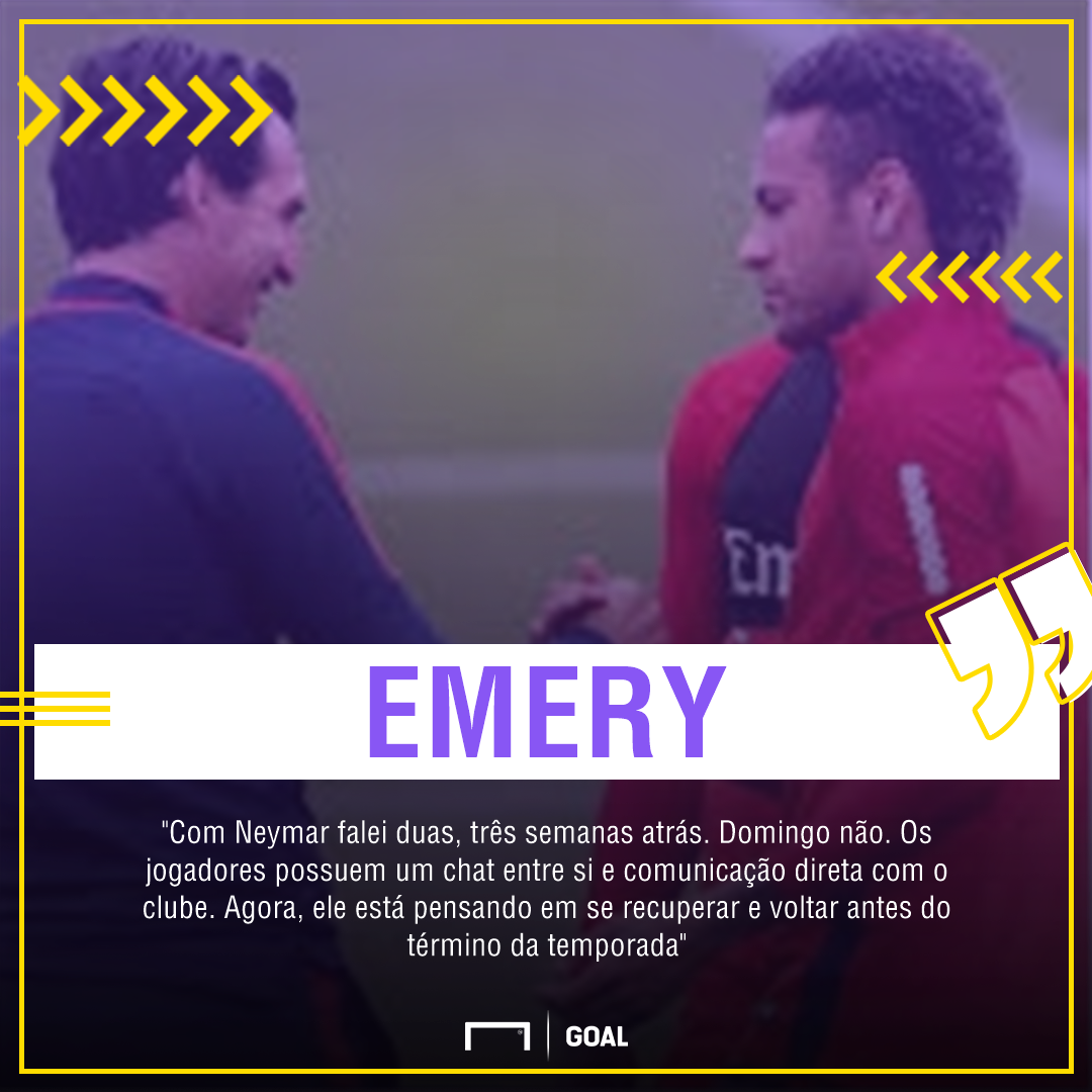 GFX Emery - Neymar
