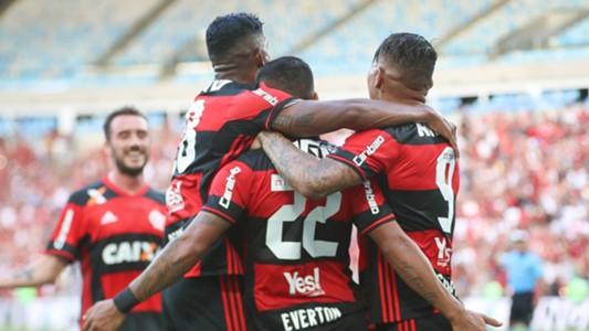 Everton Fluminense Flamengo Carioca 30042017