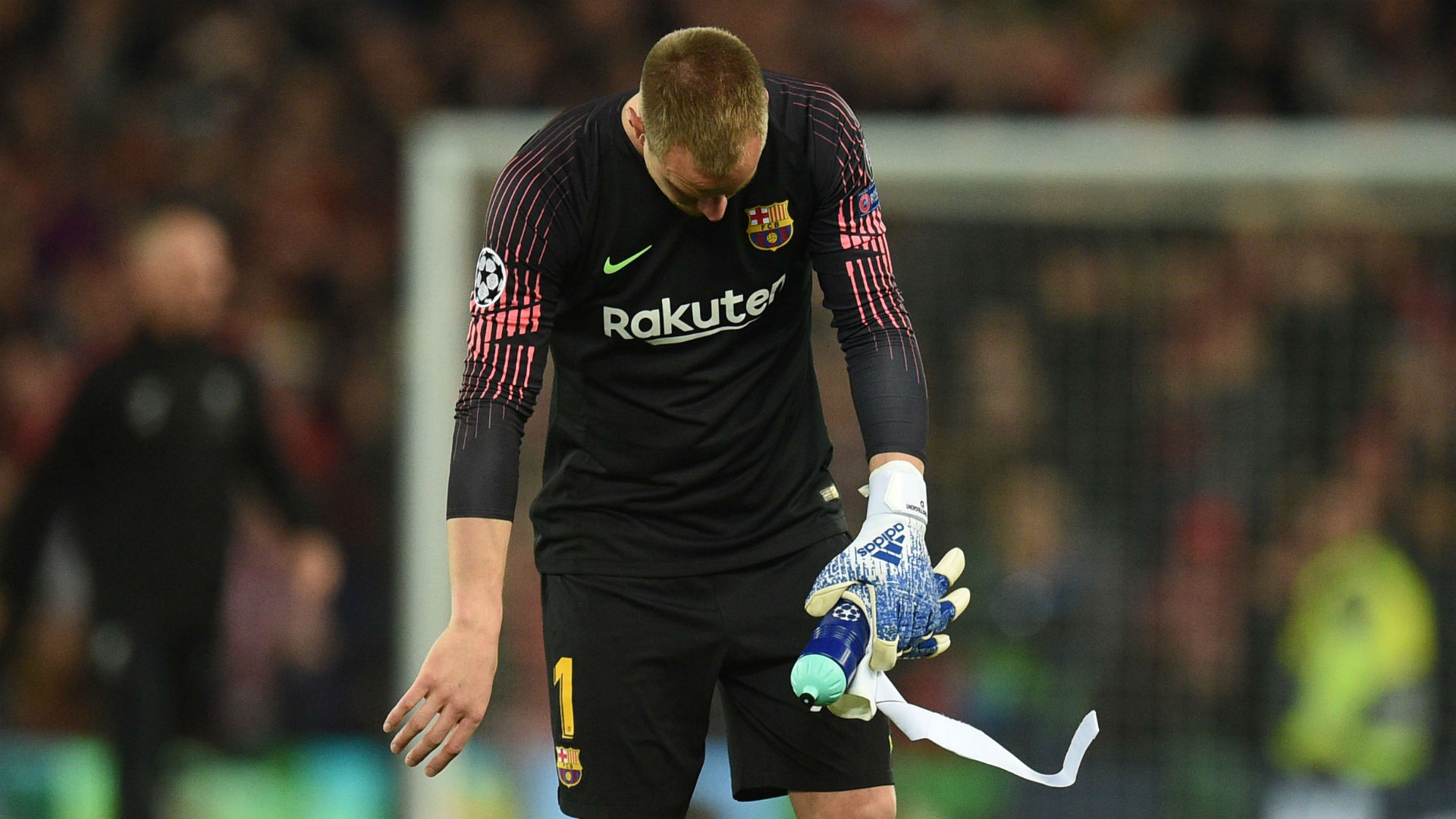Marc-Andre Ter Stegen Barcelona Liverpool Champions League 2019