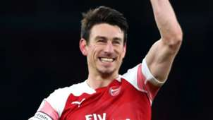 Laurent Koscielny Arsenal 2018-19