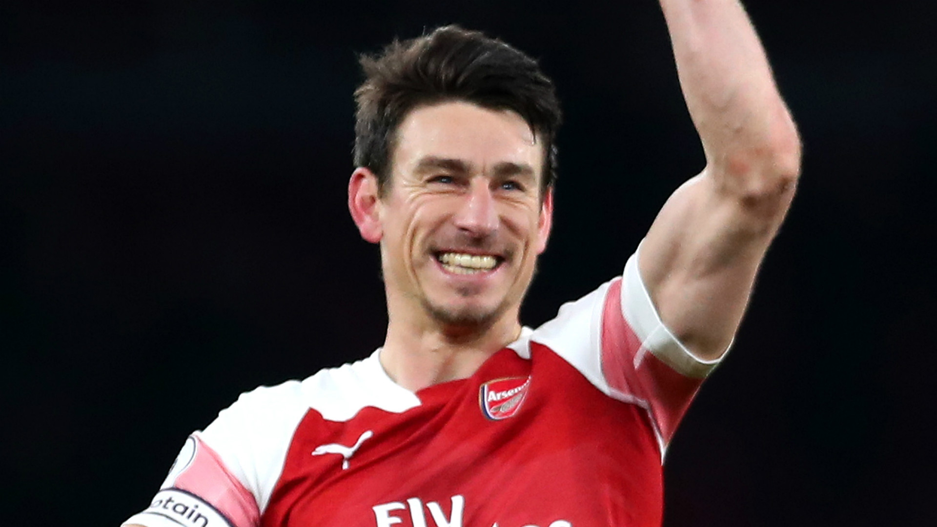 Laurent Koscielny Arsenal 2018-19