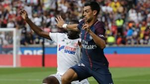 Javier Pastore PSG Amiens Ligue 1 05082017