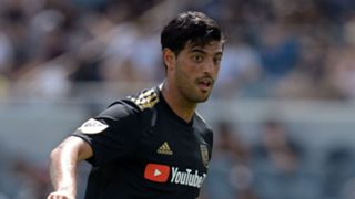 Carlos Vela Los Angeles FC MLS