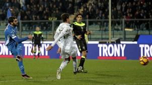 Riccardo Saponara Manuel Locatelli Empoli Milan Serie A