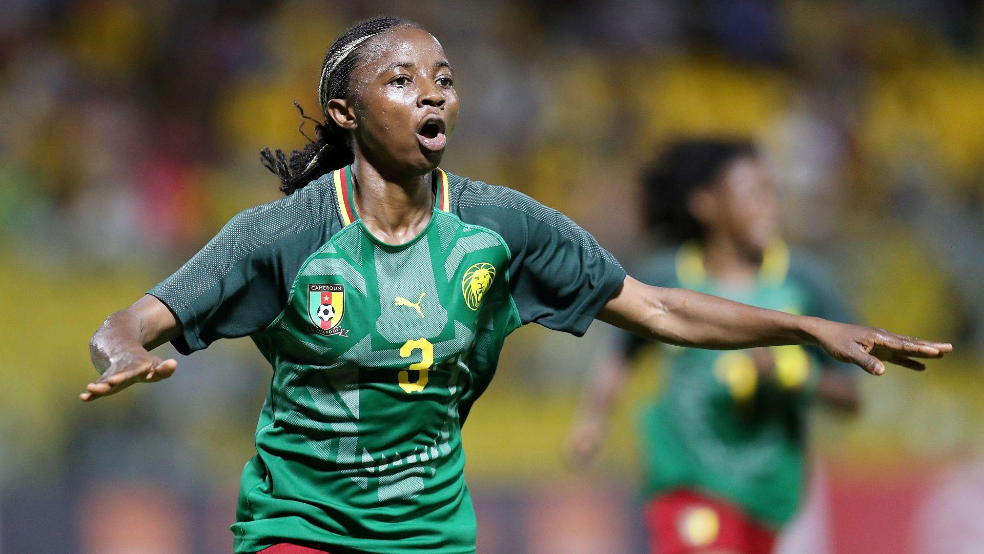 Ajara Nchout Njoya of Cameroon