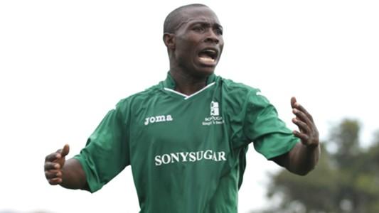 Andrew Sekayombya goal scorer