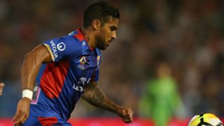 Ronald Vargas Newcastle Jets