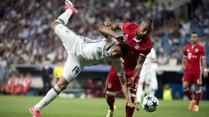 Casemiro Vidal Real Bayern Munich 04182017