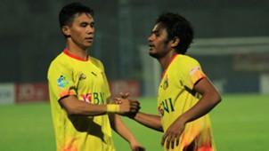 Alsan Sanda & Ilham Udin - Bhayangkara FC