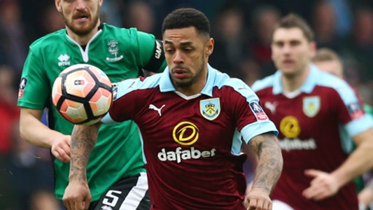 HD Andre Gray Burnley