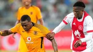 Kaizer Chiefs, George Maluleka & Ajax Cape Town, Ndiviwe Ndabuka