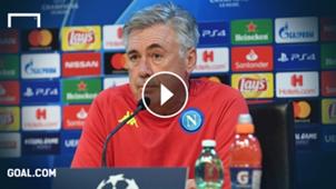 GFX Carlo Ancelotti Napoli