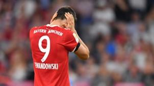 Lewandowski Munich Leverkusen 081817