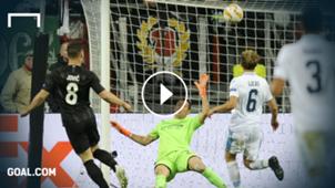 Frankfurt Lazio Europa League