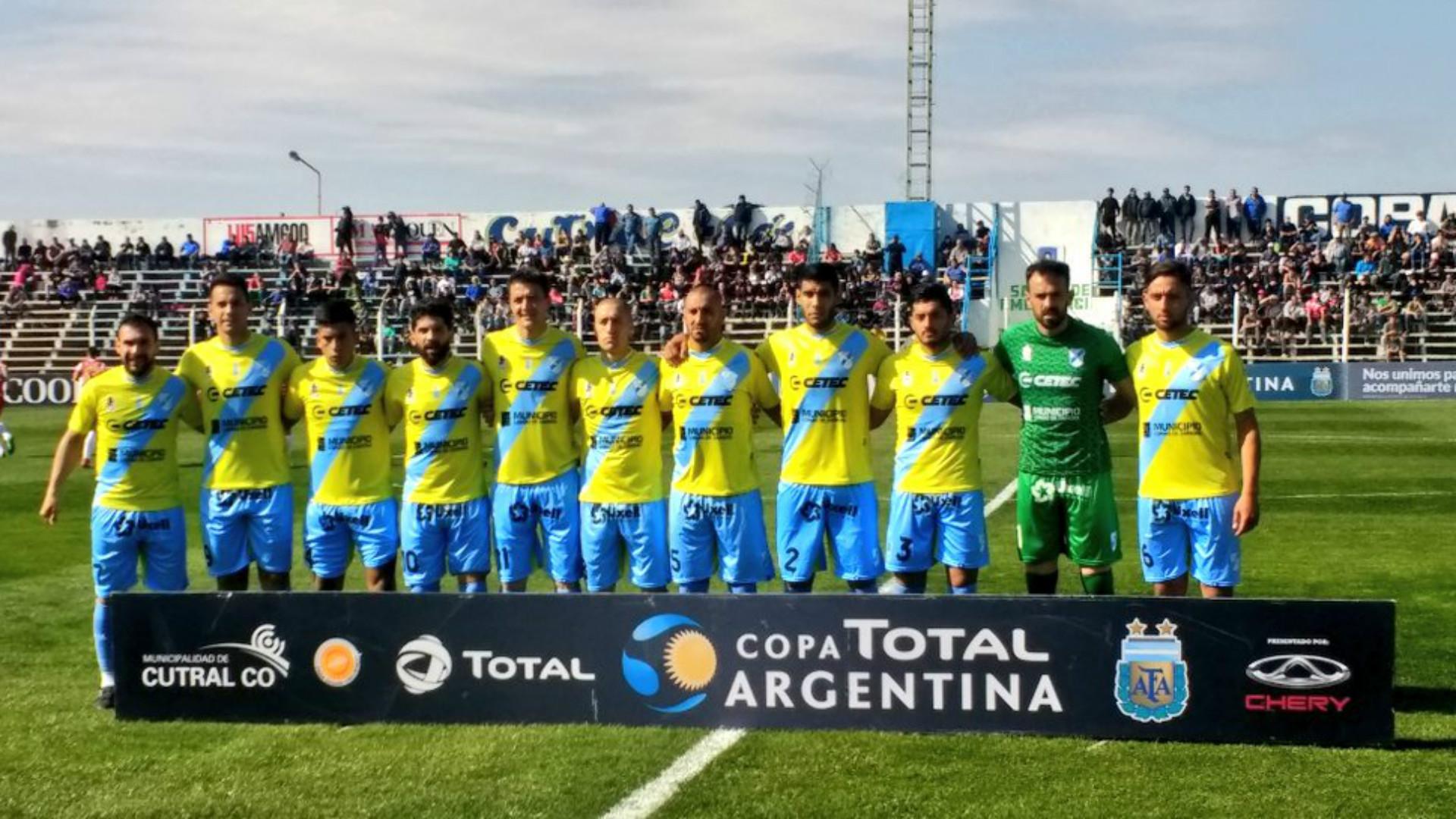 Temperley Copa Argentina 09092018