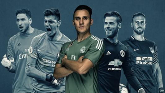 Real Madrid GK GFX