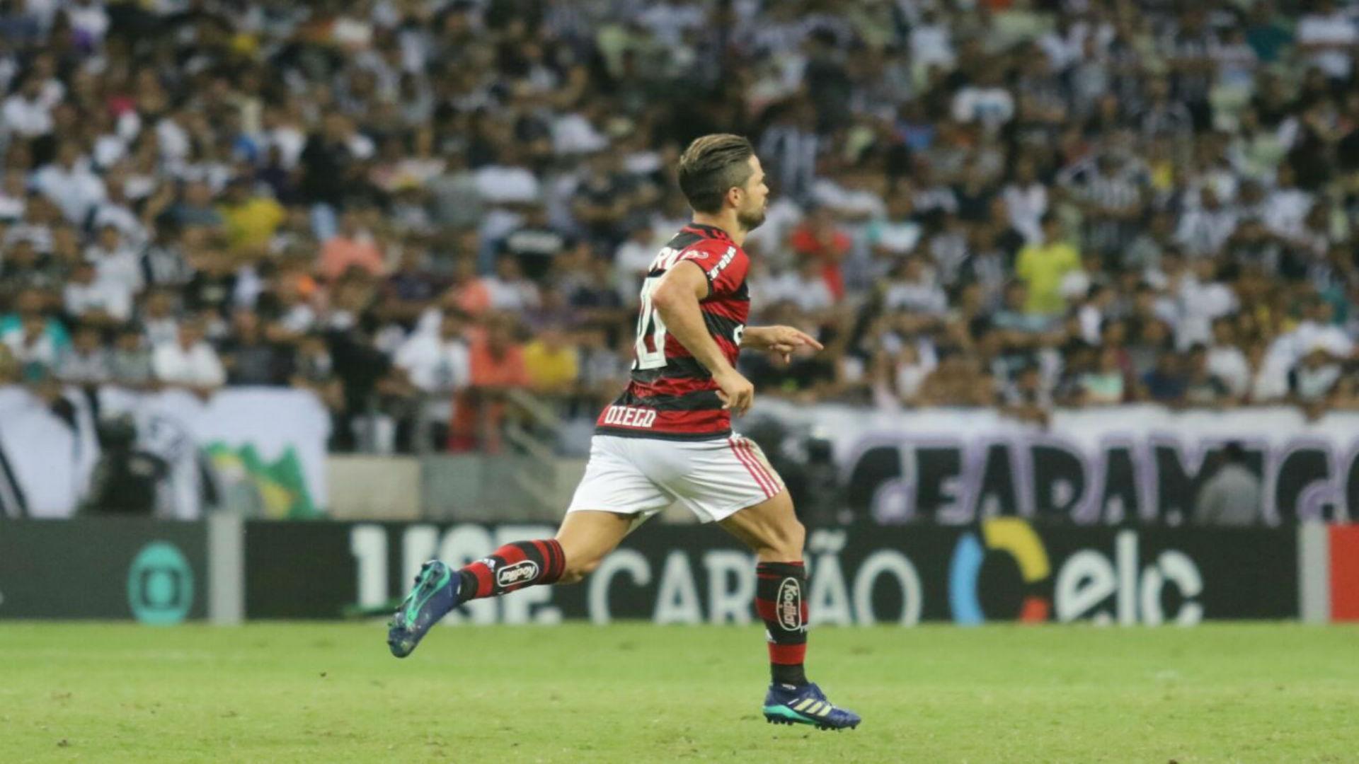 Diego Ceará x Flamengo 29042018