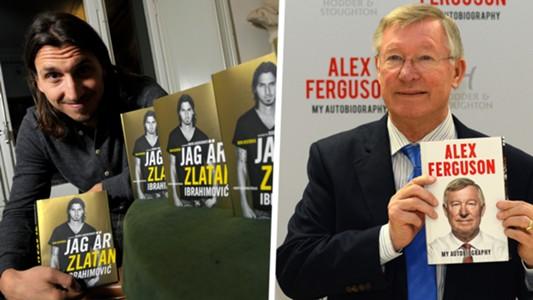 Zlatan Ibrahimovic Alex Ferguson