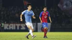 Bae Beomgeun, PJ City FC v Johor Darul Ta'zim, Malaysia Super League, 13 Apr 2019