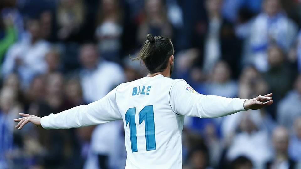 Brilliant Bale stakes claim for Champions League final place