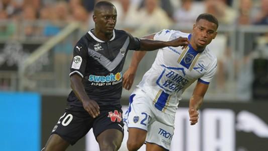 Youssouf Sabaly Samuel Grandsir Bordeaux Troyes Ligue 1 26082017
