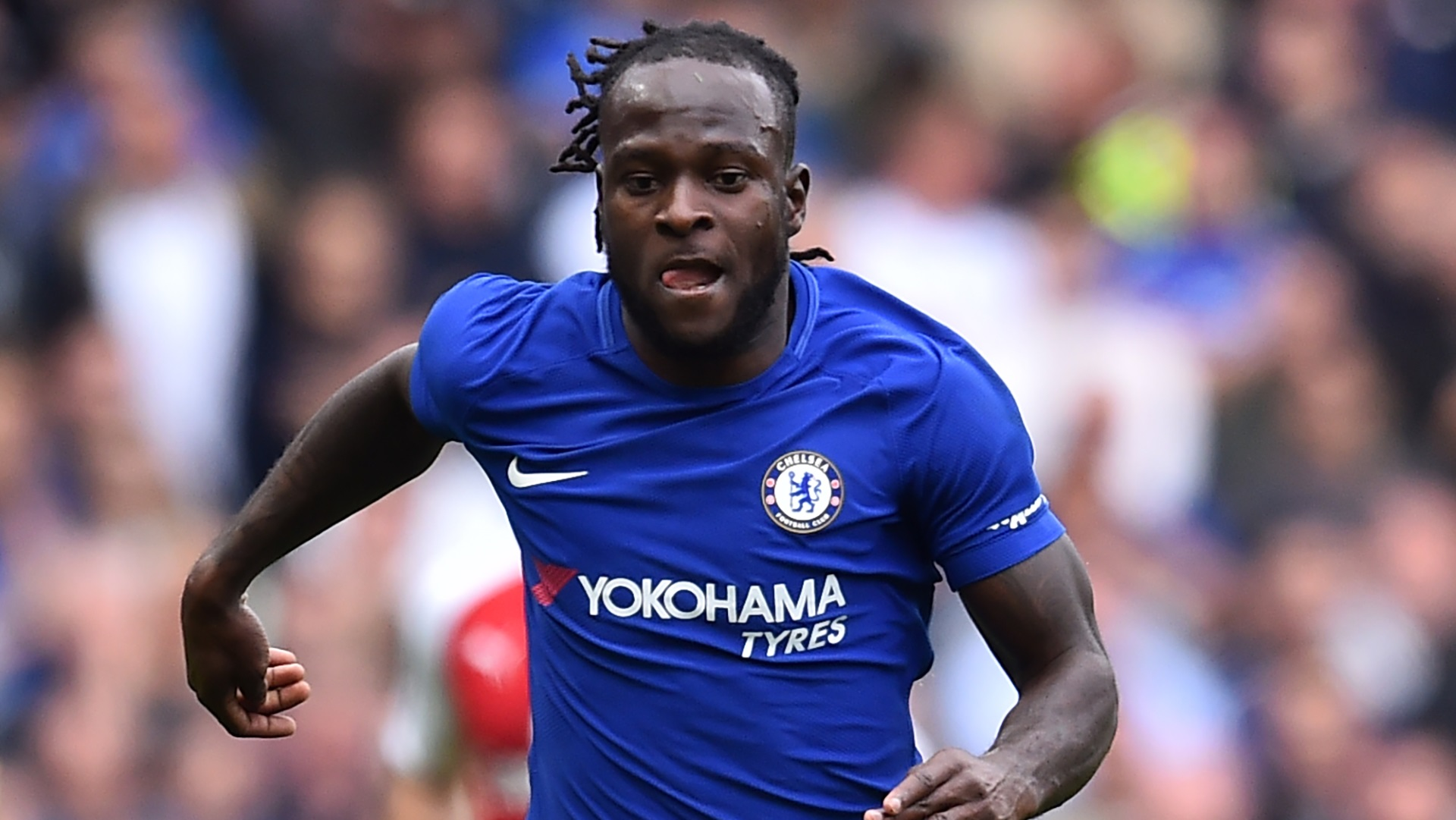 Victor moses revels in great chelsea start against huddersfield victor moses revels in great chelsea start against huddersfield town goal stopboris Gallery