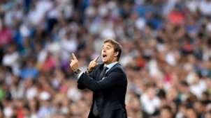 Julen Lopetegui Real Madrid Milan Trofeo Bernabéu