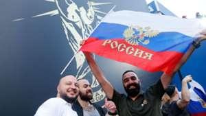 Russia fan world cup 2018