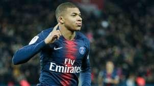 Kylian Mbappe PSG Lille