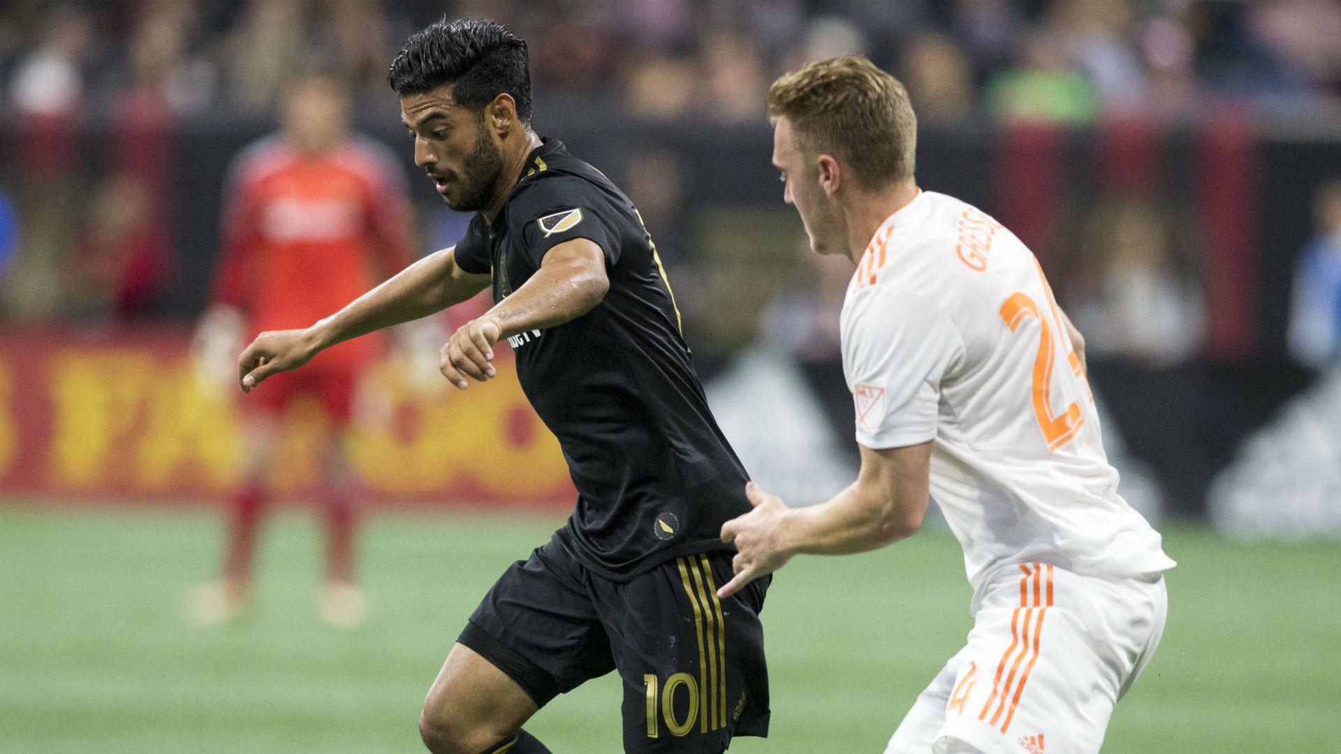 MLS Recap: Atlanta United Avoids Early Red Card, Beats LAFC 5-0