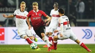 Hannover Stuttgart Klaus Bundesliga 1117