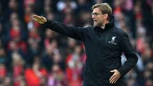 Jurgen Klopp Liverpool Premier League
